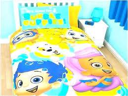 Cheap Toddlers Bedroom Sets Bubble Guppies Toddler Bed Bubble ...