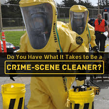 There are more opportunities out there for people with no experience in a given field than you'd think. Crime Scene Cleaner Careers Job Duties And Salary Toughnickel