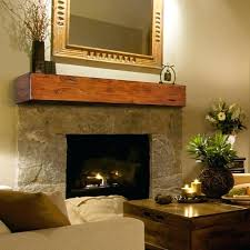 rustic fireplace mantels for old wooden fireplace mantels for