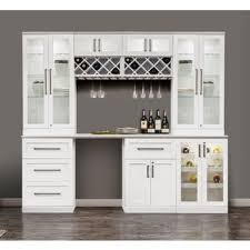 Whitaker Furniture Manchester Back Bar Free Shipping Today