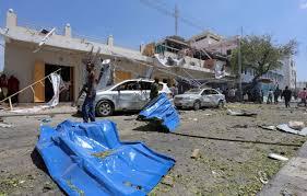 الصومال - اعدام خمسة متشددين ادينوا بقتل مسؤولين