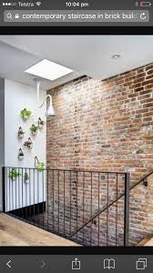 Renovated Brooklyn Home with Brick Walls by Gradient Design Studio