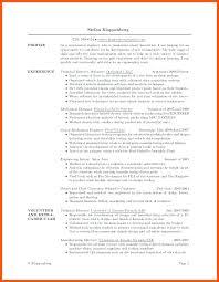 Sample Effective Resume Adorable Machinist Resume Samples Evelamurskaya