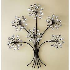 Small Picture Exterior Metal Wall Decor With Candles Makes Your Home Interior