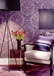 Purple Wallpaper For Bedroom Purple Living Room Wallpaper Yes Yes Go