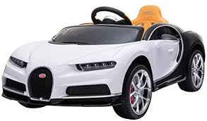 Bugatti chiron pur sport is one expensive toy for the track. Amazon Com Truemax 12v Kids Electric Bugatti Chiron Battery Power Ride On Car With Remote Control Led Front R Toy Cars For Kids Kids Ride On Bugatti Chiron