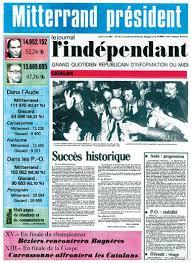 l indépendant est né le 1er janvier