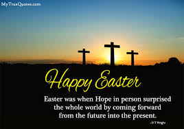 Quotes About Easter Delectable Happy Easter Sunday Quotes And Sayings Images 48 Wishes Msg