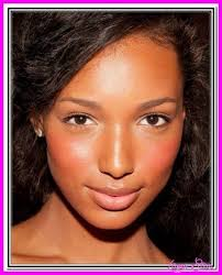 natural makeup looks for brown