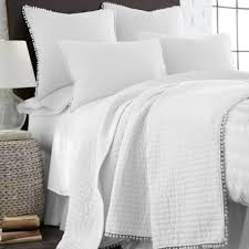 white quilt king. Fine Quilt Intended White Quilt King S