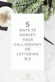 Plus De 25 Id Es Uniques Dans La Cat Gorie How To Do Calligraphy