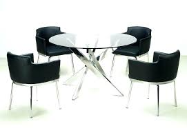 round glass kitchen table and chairs round glass table dining set with round glass dining table