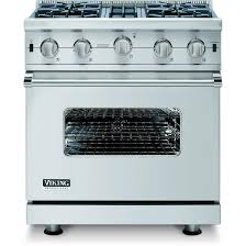 viking gas range. Viking VGIC530-4B 30-Inch Professional Series Natural Gas Range With 4 Burners - Stainless Steel : ShoppersChoice.com G