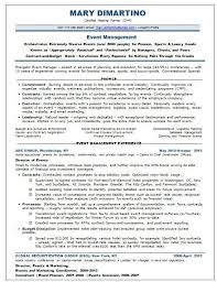 Sports Management Resume Objective Examples - Tier.brianhenry.co