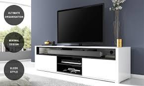 tv stands with soundbar space. Evoque Sound Bar TV Unit On Tv Stands With Soundbar Space