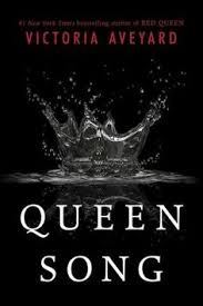 queen song red queen novella by aveyard victoria