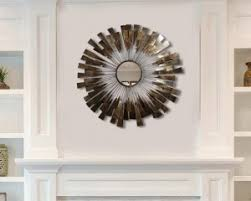 decorative mirrors for living room. stacked arrows decorative round mirror · mirrors for living room