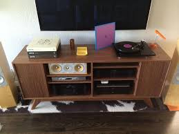 Cabinet Record Player Mid Century Cabinet Console Stereos With Record Player Steve