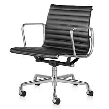 herman miller eames® aluminum group  management chair  gr shop