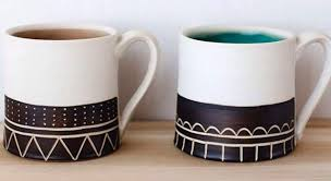 contemporary mugs contemporary mugs design by jessica wertz