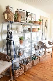 best 25 wire storage ideas on cord storage shelving kitchen vine open shelving kitchen
