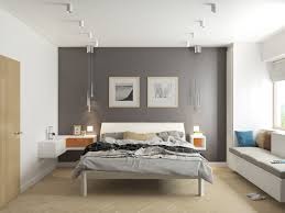 Purple Feature Wall Bedroom Bedrooms A Selection Of Gorgeous Bedroom Designs That Use Grey