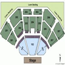 The Most Awesome Lakewood Amphitheater Seating Chart