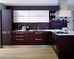 Modern Kitchen Cabinets Design Chic And Creative 5 Dark Wood Kitchens  Contemporary Kitchen Cabinets. « »