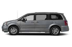 2016 chrysler town country specs