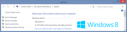 What Windows Version Do I Have How Can I Tell Which Version Of Windows 8 I Am Running