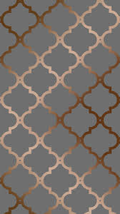 Contemporary Wallpaper Designs Uk Morocco Trellis Wallpaper Grey Copper Trellis Wallpaper