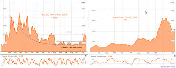 Baltic Dry Chart 2013 11 09 Navigating The Commodity