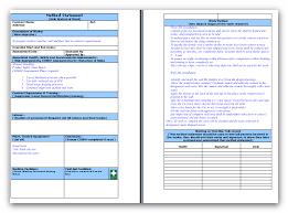 Method Of Statement Sample and Floor Tiling Method Statement 13