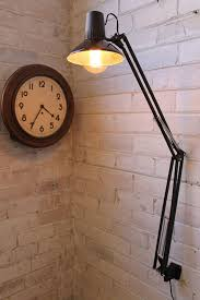 industrial task lighting. superlux wall lamp has a long reach ideal for reading or task lighting industrial