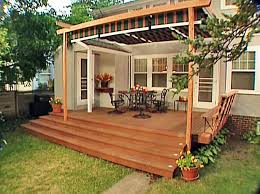 simple wood patio designs. Perfect Simple Simple Deck Designs  How To Build A Shade Canopy Frame To A  HowTo  DIY Network And Wood Patio W