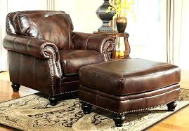simple tips for choosing leather chair ottoman how to decorate living room with accent living room chairs with ottomans