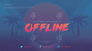 Design Twitch Banner 30 Free Offline Twitch Banner Andaluzseattle Template Example