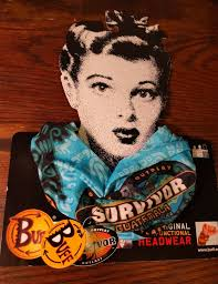 Maybe you would like to learn more about one of these? Survivor Guatemala Teal Figural Card Buff Yaxha Trib