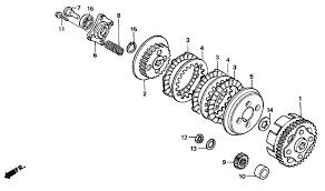 honda wave engine diagram honda image wiring 2003 honda xr80r clutch parts best oem clutch parts for 2003 on honda wave 100 engine