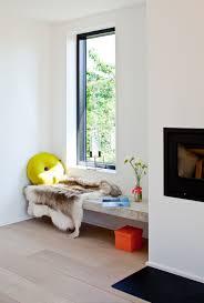 Contemporary Office Interior Design Ideas Unique Decorating Ideas 48 White Rooms With Pops Of Color Design Milk