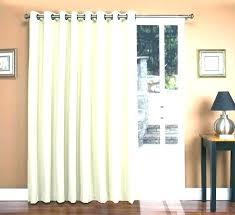 curtains for sliding doors patio door curtain ideas slider wonderful glass