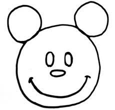 ミッキーの書き方ニモスティッチディズニープリンセスの書き方と
