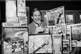 Ron Popeil, 'Set it and forget it ...