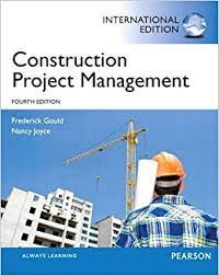 Amazon.co.jp: Construction Project Management: International Edition:  Gould, Frederick, Joyce, Nancy: 洋書