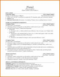 Relevant Coursework Resume Relevant Coursework Resume Letter Format Business 5
