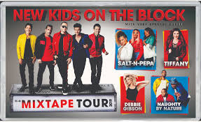 New Kids On The Block Ppg Paints Arena