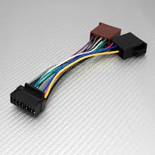 jvc 16 pin car stereo iso wiring harness lead pc3 484 ebay Jvc Wiring Harness jvc 16 pin iso harness adapter for car stereo jvc wiring harness diagram