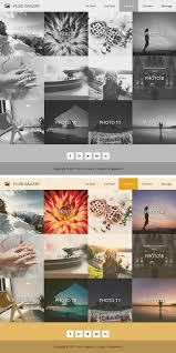 Gallery Design Html Templatemo 500 Fluid Gallery Bootstrap Template Css