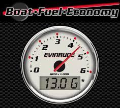 Evinrude Fuel Consumption Chart Chart Fuel Consumption Chart Yamaha Outboard Mercury