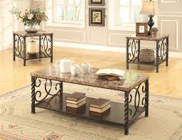 faux marble coffee table. Lockhart Brown Marble Coffee Table Set Faux O